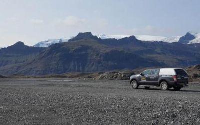 Measuring Glacier Movement