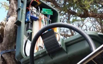 Remote Environmental Monitoring