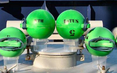 KTH Sweden Underwater Sensing Buoy