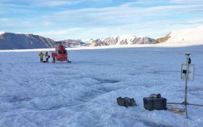 Iceberg Monitoring