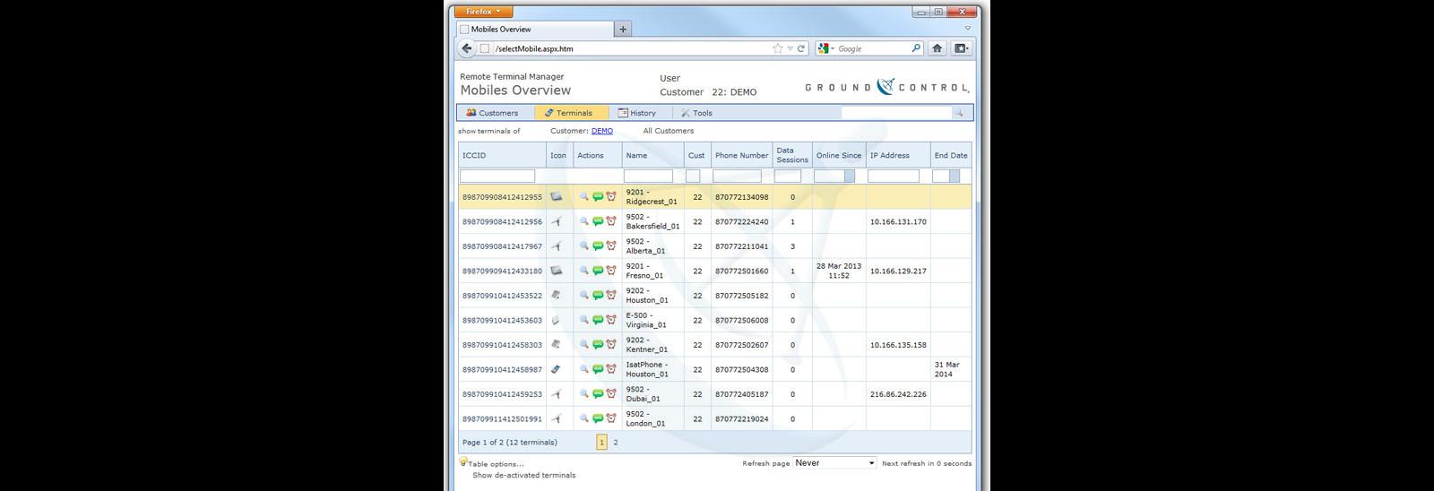 BGAN_Management_Web_Interface_01