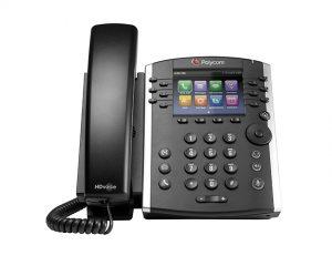 Polycom VVX411 VoIP Phone