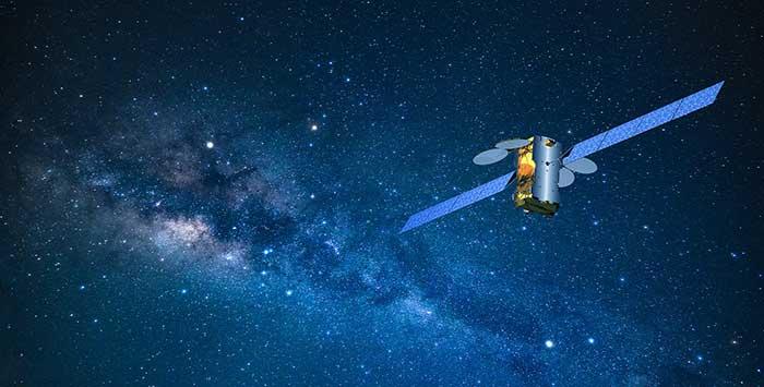 KA-SAT Satellite